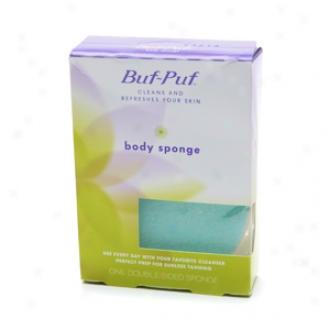 Buf-puf Double-sider Body Sponge