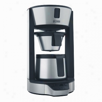 Bunn Ht Phase Brew 8-cup Thermal Carafe Home Brewer