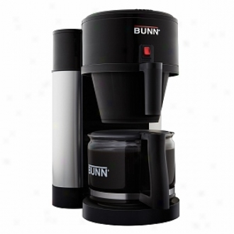Bunn Nhbb Swiftness Brew Contemporary 10-cup Home Brewer, Black