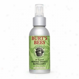 Burt'sB ees All Natural Outdoor Herbal Insect Repellent