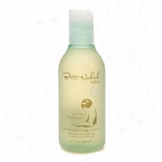 Butt Naked Baby Gentle Shampoo, White Tea, Green Tea &amo; Aloe Vera