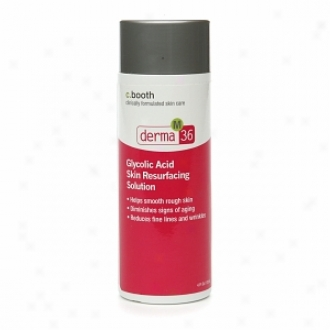 C. Booth Derma M 36 Glycolic Acid Skin Resurfacing Soluttion