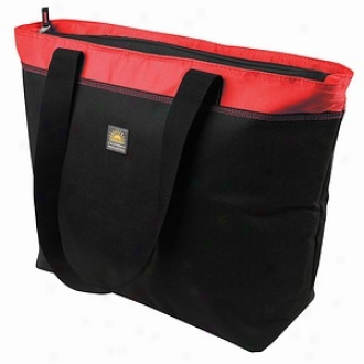 California Innovations Eco Blend Freezer Tote 1-11301-05-02 Red, 45 Can