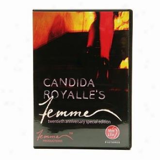 Candida Royalle Femme - Twentieth Anniversary Special Edition, Dvd