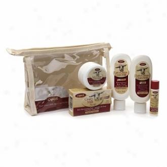 Canus Goat's Milk All Natural Trial Size Gift Set, Original Fragrance
