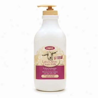 Canus Goat's Milk Moisturizing Lotion With Fresh Goat's Milk &ampp; Orchid Extract