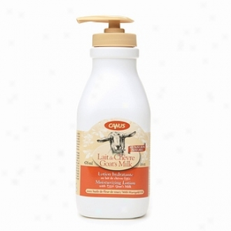 Canus Goat's Milk Moisturizing Lotin With Fresh Goat's Milk And Marigold Oil