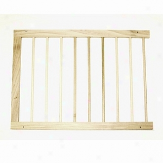 Cardinal Gates Natural Extension According to Step Over Gtae, Medium Oak
