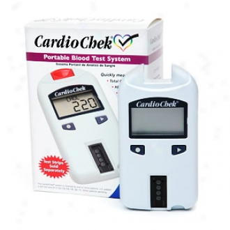 Cardiochek Portable Blood Test Syxtem