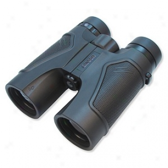 Carson Optical 3d Series 10z42mm Waterproof Hd Optics Ed Glass Binocular