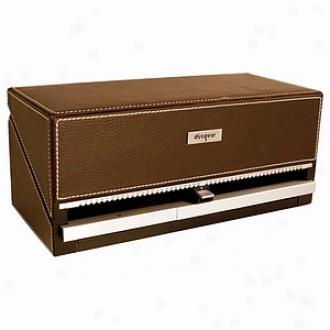 Cd3 Selector 100-cd Retrieval System Dark Brown 3720-02