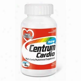 Centrum Cardio Multivitamin/multimineral Support, Tablets