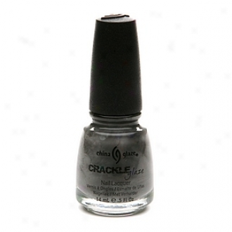 China Glaze Decrepitate Glaze Nail Laquer, Cracked Concrete 979