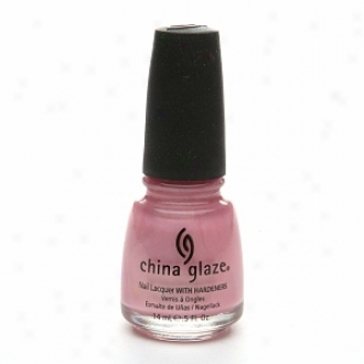 China Glaze Nail Laquer With Hardeners, Exceptionally Gifted #572