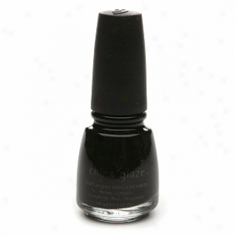 Porcelain Glaze Nail Laquer With Hardeners, Liquid Leather #544