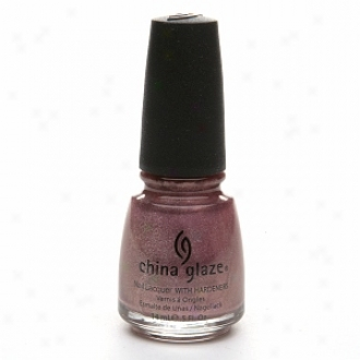 China Glaze Nail Laquer With Hardeners, Sex Forward The Beach #157