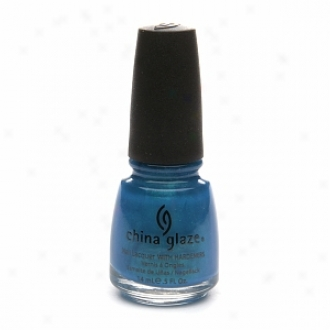 China Glaze Nail Laquer With Hardeners, Sexy In The City #553