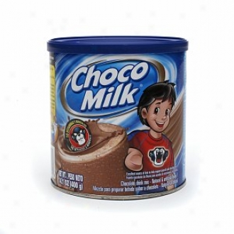 Chocomilk Drink Mix With 16 Vitamins & Minerals, Chocolate