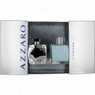 Chrome By Azzaro Donation Set For Men