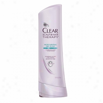 Clear Scalp & Hair Therapy Nourishing Daily Condltioner, Moisturizing Dry Scalp