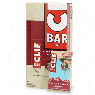Clif Bar Energy Bars, Black Cherry Almond