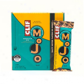 Clif Mojo Bar Bars, Mountain Be joined