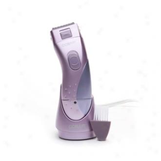 Conair Lady Pro Rechargeable Wet Dry Foil Shaver, Lwd375gcs