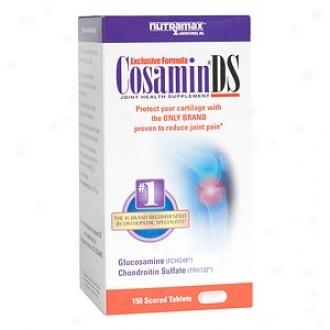 Cosamin Ds Joint Healt Supplement, Scored Tablets