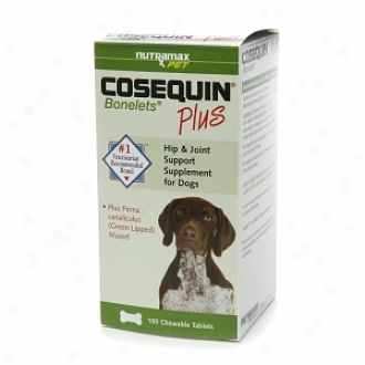 Cosequin More Bonelets, Hip & Joint Support Plus Supplement For Dohs