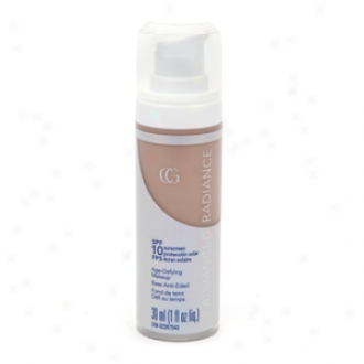 Covergirl Advanced Radiance Spf 10 Age-defying Spf Sunscreen Makeup, Creamy Beige 150
