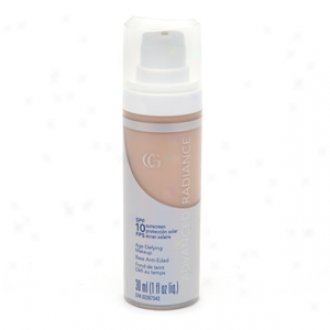 Covergirl Advanced Radiance Spf 10 Age-defying Spf Sunscreen Makeup, Creamy Natural 120
