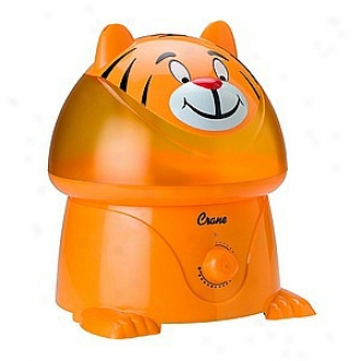 Crane Adorabpe Humidifier 1 Gallon Ultrasonic, Tiger