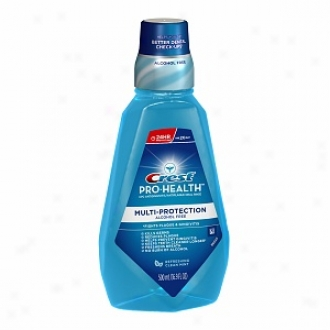 Crest Pro-health Rinse, Refreshing Clean Mint