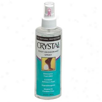Crystal Foot Deodorant Twig
