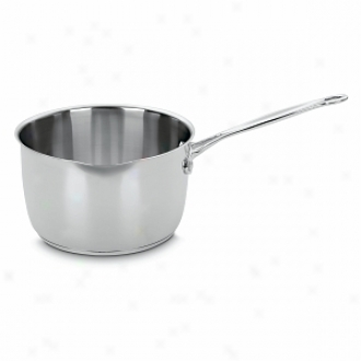 Cuisinart 7193-20p 3 -quart Cook And Pour Saucepan W/cover