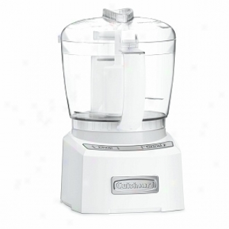 Cuisinart Ch-4 Elite Collection 4-cup Chopper & Molar, White