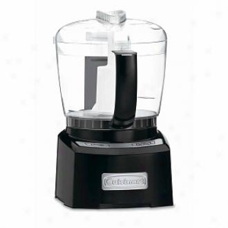 Cuisinart Cn-4bk Elite Collection 4-cup Chopperr & Molar, Black
