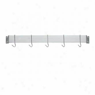Cuisinart Crbw-33b 33   Bar Wall Rack, Brushed Stainless