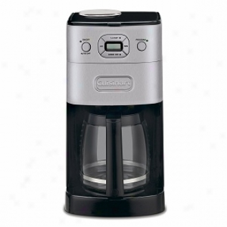 Cuisinart Dgb-625bc Grind & Brew 12-cup Automatic Coffeemaker