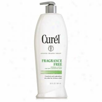 Curel Daily Moisture Fragrance Gratuitous Lotion Fod Sarcastic Skin