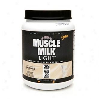 Cytosport Muscle Milk Livht Prottein Powder, Vanilla Cr??me