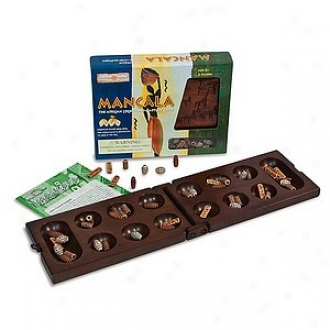Daddy-o Mancala Cultural Classics Edition Ages 8 And Up