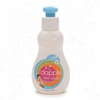 Dapple Travel Sizing Baby Bottle & Dish Liquid, Lavender
