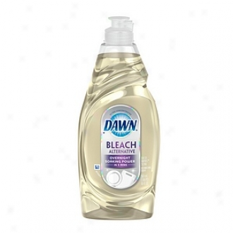 Dawn Dishwashing Liquid Plus Bleach Choice, Fresh Rapids Scent