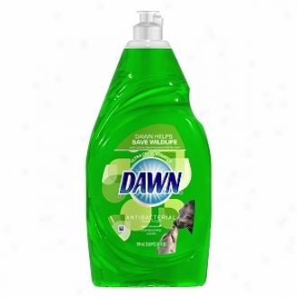 Dawn Ultra Antibacteerial Hand Soap Dishwazhing Fluid, Apple Blossom