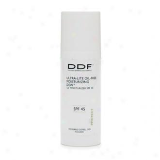 Ddf Weigntless Defense Oil-free Hydrator Uv Moisturizer Spf 45