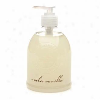 De-luxe Bain Liquid Soap, Amber Vanilla