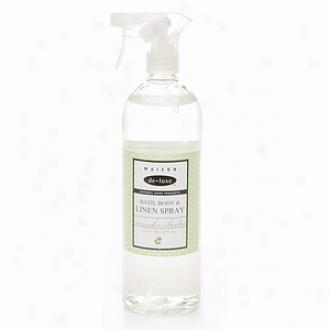 De-luxe Maison Bath, Body & Linen Spray, Cucumber Cilantro