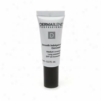 Dermablend Smooth Indulgence Concealer With Spf 20 Sunscreen, Caramel