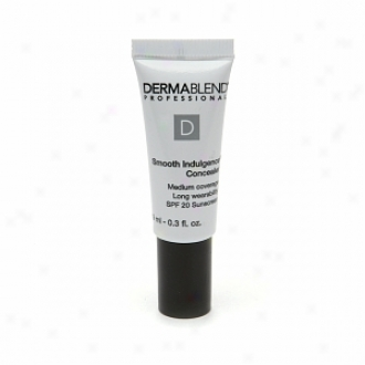 Dermablend Smooth Indulgence Concealer With Spf 20 Sunscreen, Sable